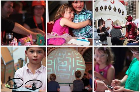 Brighton Mini Maker Faire 2014
