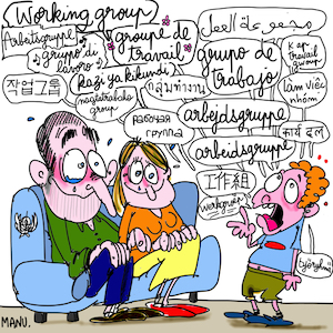 ToonsEAWL: Multilingual Kids